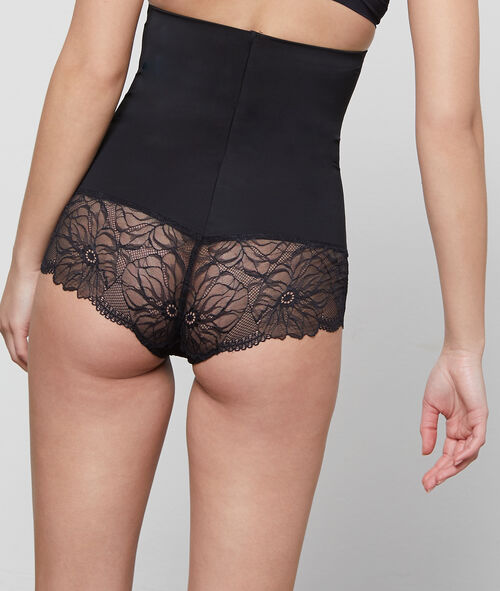 High waist briefs  -  Level 3: figure shaping