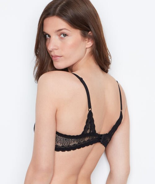 Bra No. 4  -  Lightly padded bra