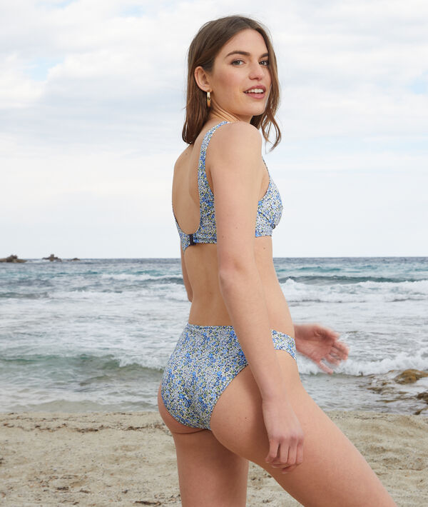 Maillot triangle Made with Liberty Fabric;${refinementColor}