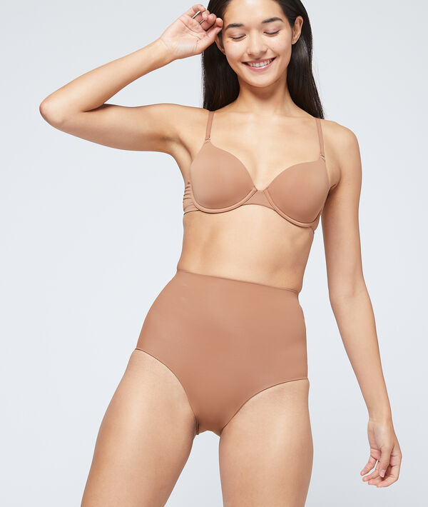High waist briefs - level 3 : figure shaping