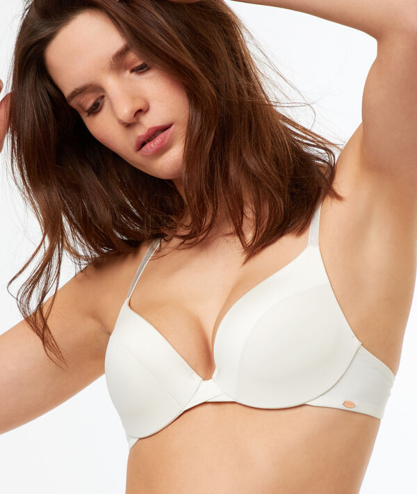 Bra No. 2  -  Plunging push-up bra