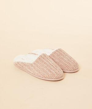 Chaussons mules