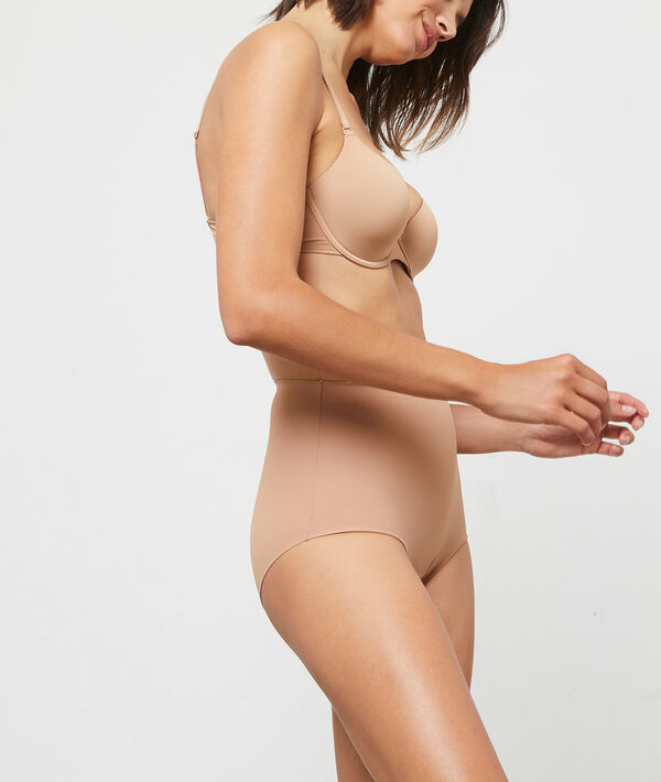 High waist briefs - level 3 : figure shaping;${refinementColor}
