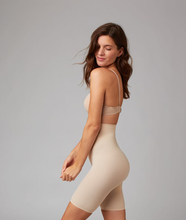 Shapewear shorts - level 3 : reshaped silhouette;${refinementColor}