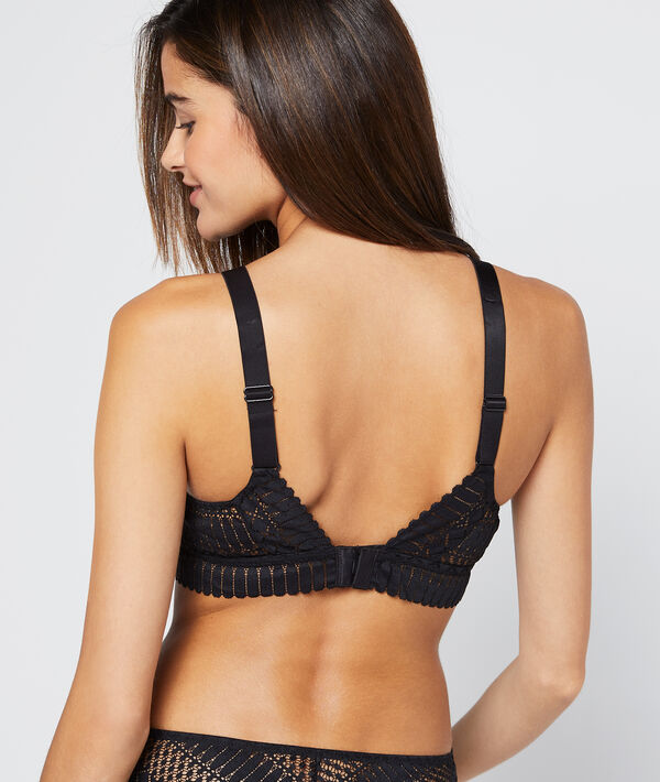 bra n°3 - triangle bra crossed neckline at the front - 102 years;${refinementColor}