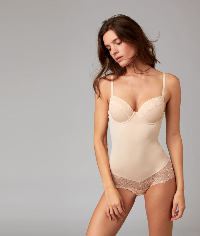 Sculpting bodysuit  -  level 3: figure shaping nude.