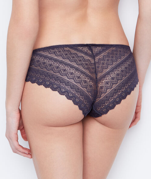 All-lace shorts
