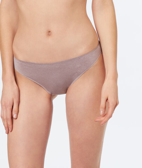 microfiber briefs - pure fit chine