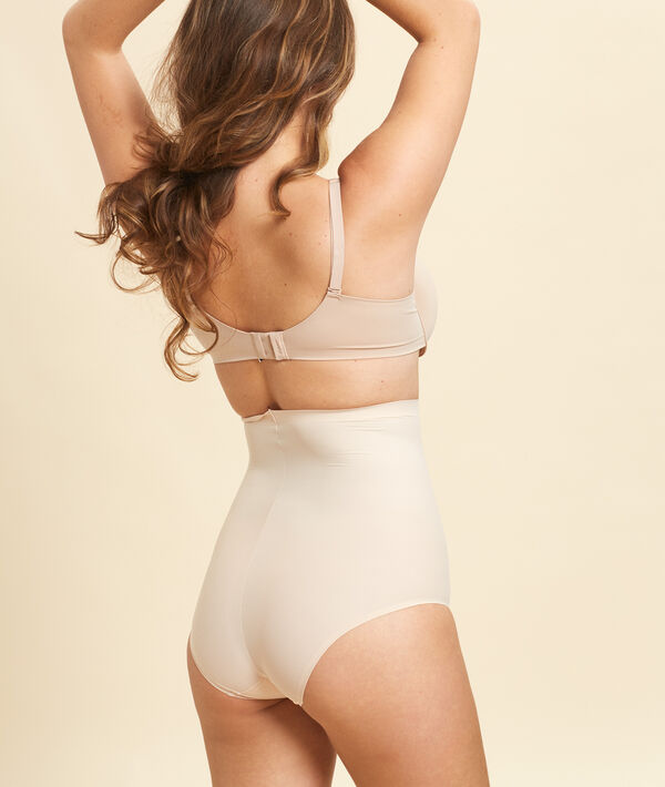 High waist sculpting briefs;${refinementColor}