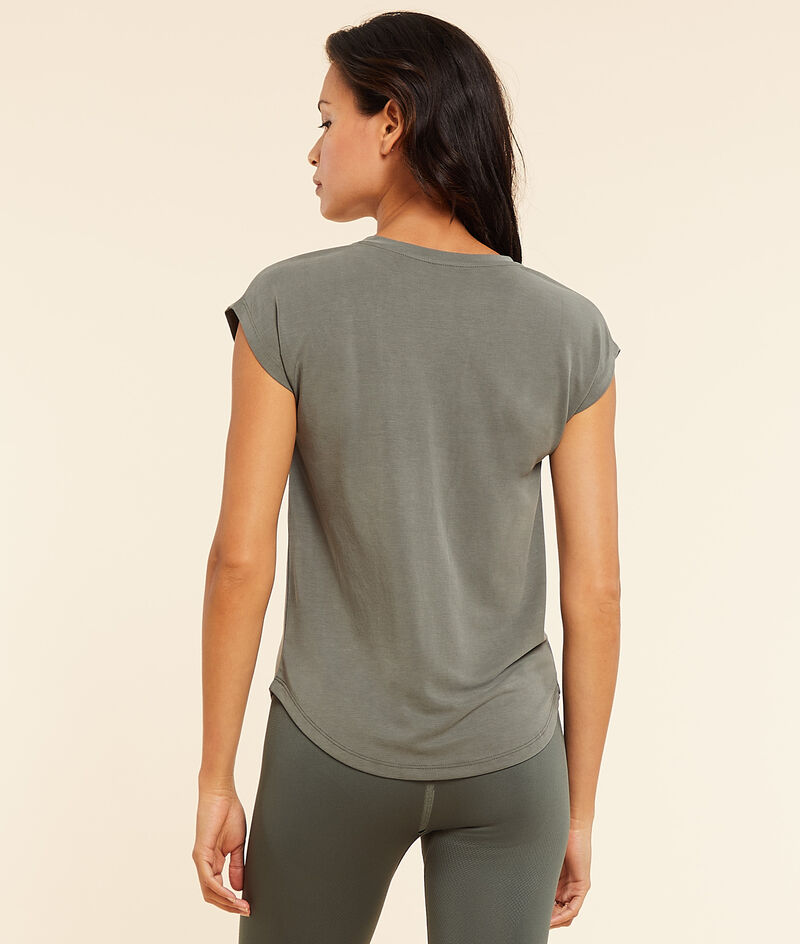 """T-shirt manches courtes """"You can do anything ..."""";${refinementColor}"""