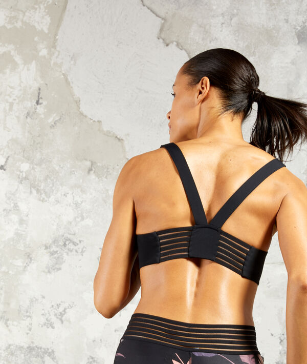 Sports bra - medium support;${refinementColor}