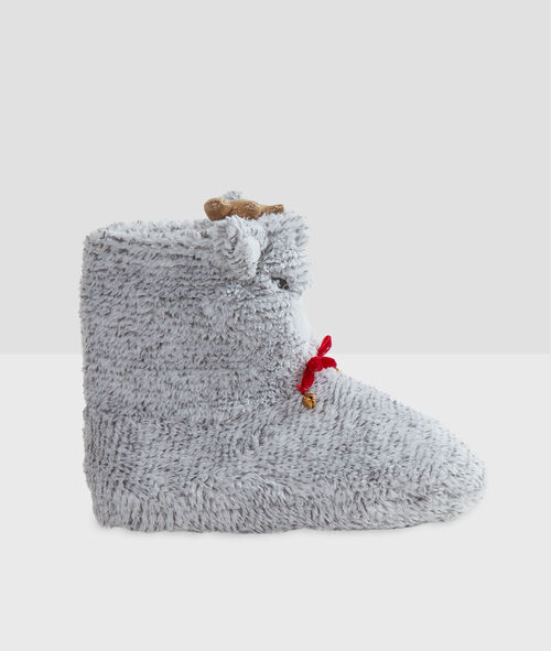 3D boot slippers