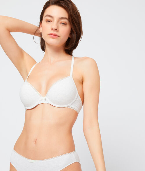 Cotton bra